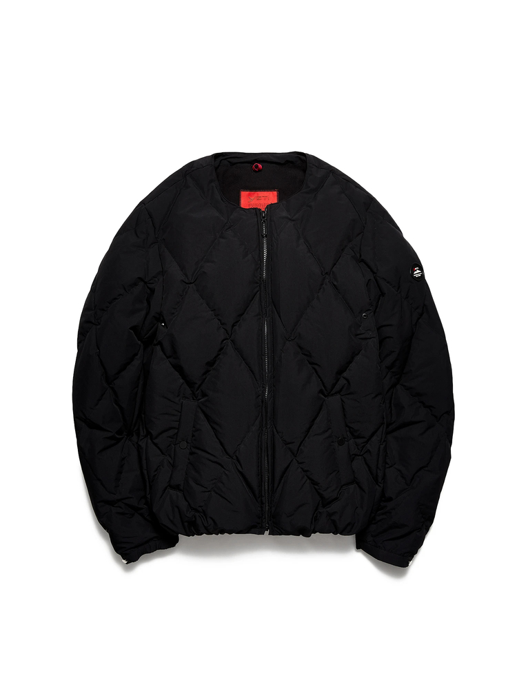 Yeti(イエティ) |COLLARLESS DOWN JACKET