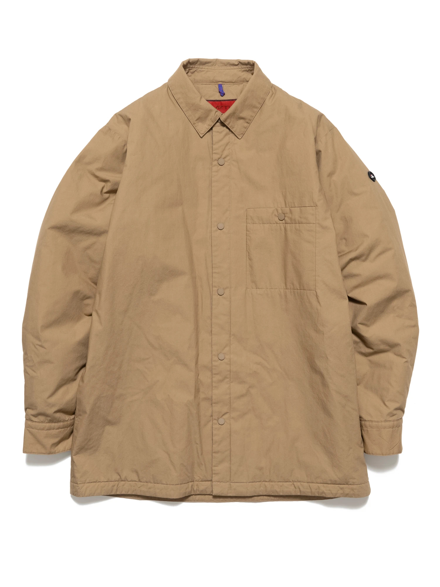 Yeti(イエティ) |THINDOWN SHIRTS JACKET